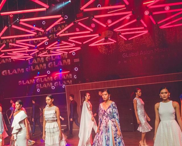 Global Asian Model Website