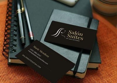 Salon Suites of San Antonio Identity Design